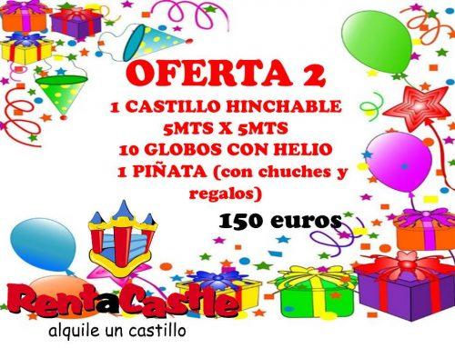 Rent a Castle Oferta 2