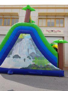 Alquiler de toboganes hinchables en Marbella