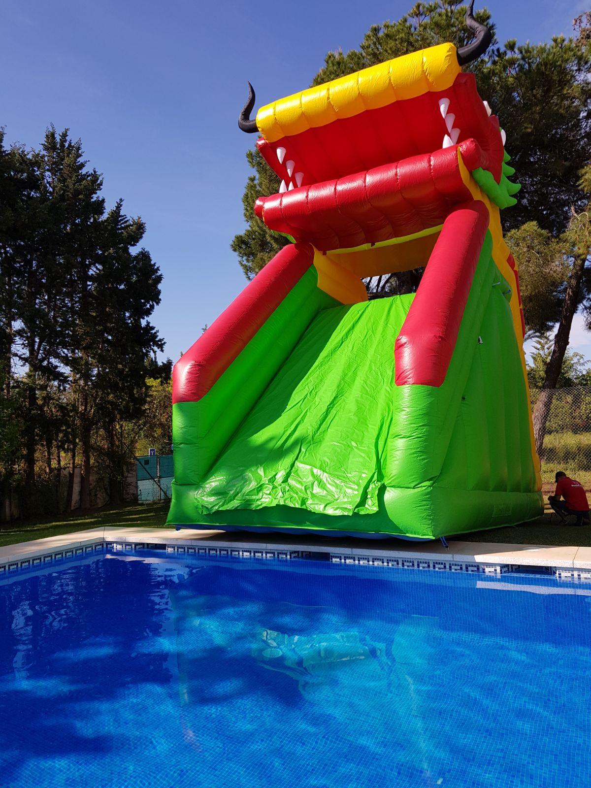 Alquiler Hinchables Costa del Sol en Málaga