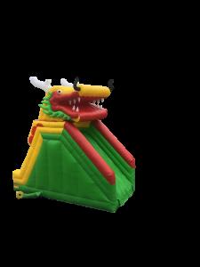 Tobogán de piscina Dragón