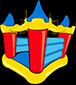 Rent a Castle Logo